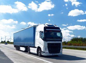 camion cu semiremorca/ transport la grupaj intern si international
