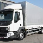camion cu prelata 7.5 tone, transport intern si international