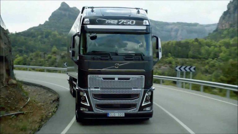 camion frigorific/transport international